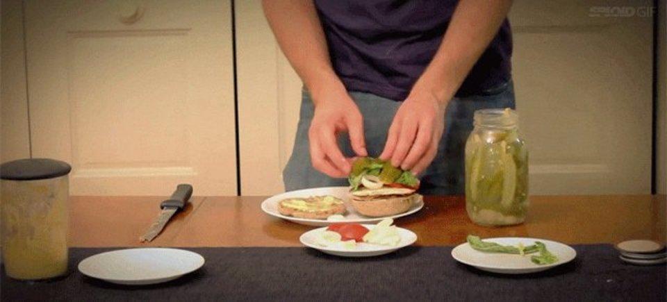 制作期間6カ月、費用18万円。1個のサンドイッチを本当に一から作ってみた