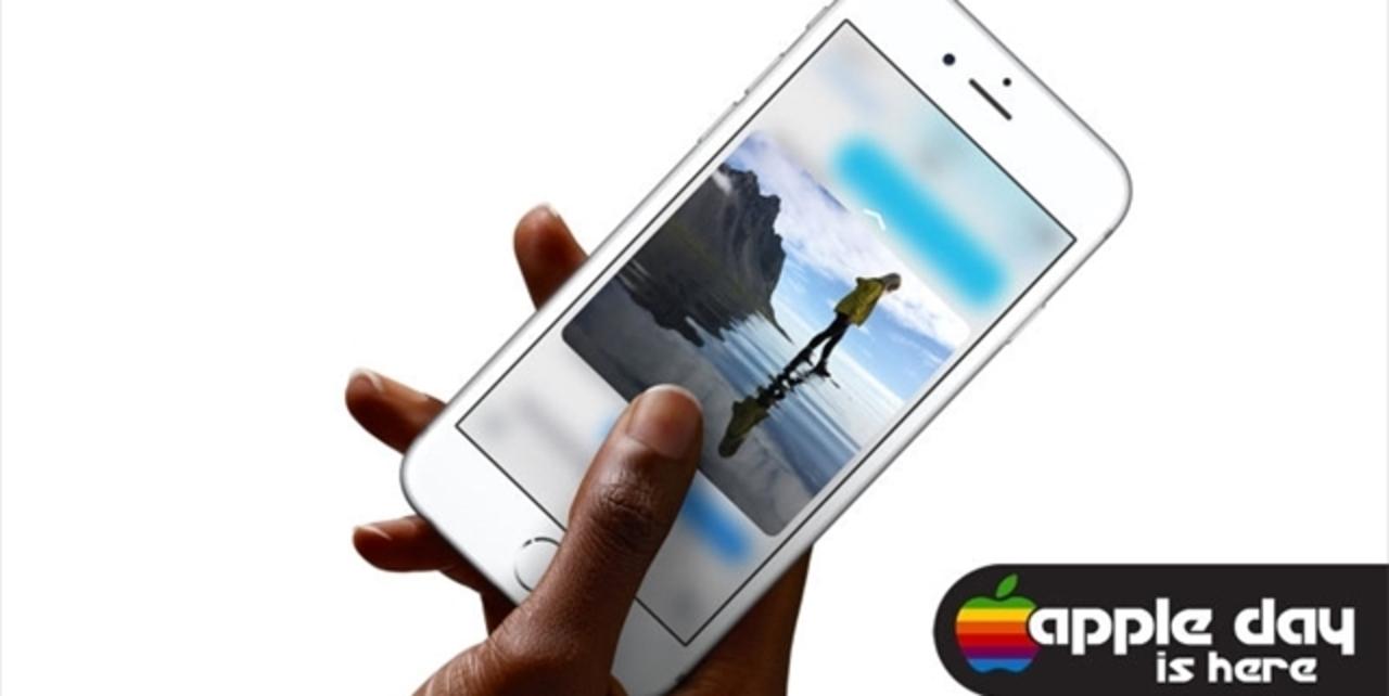 よかった。iPhone 6sにフィルムを貼っても3D Touchは使えるんだ