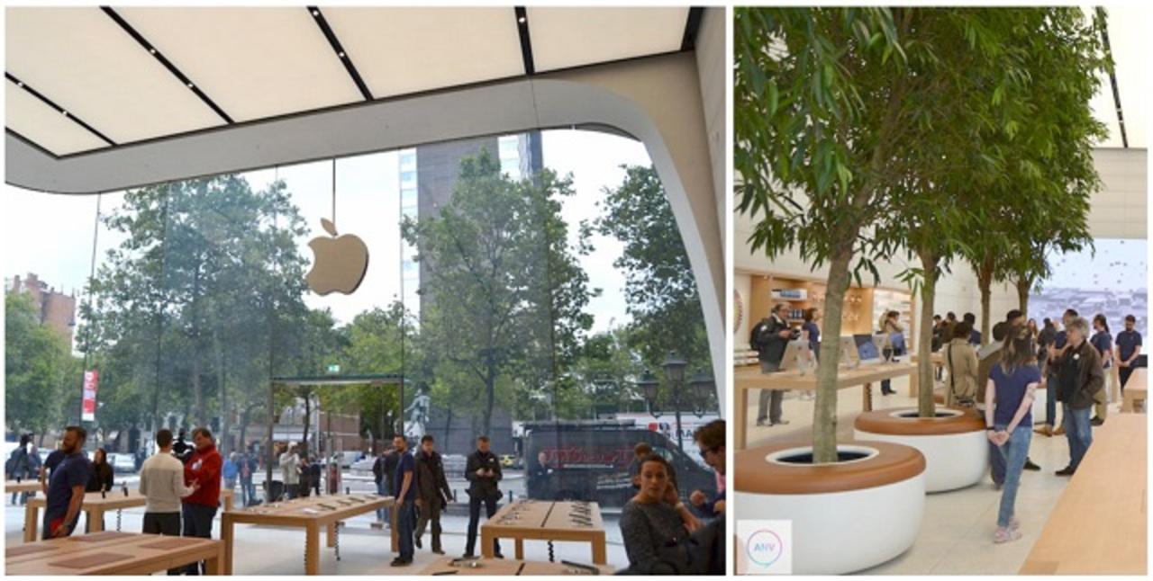 ブリュッセルの新アップルストアに、ジョニー・アイブが考えるデザインの真髄をみた