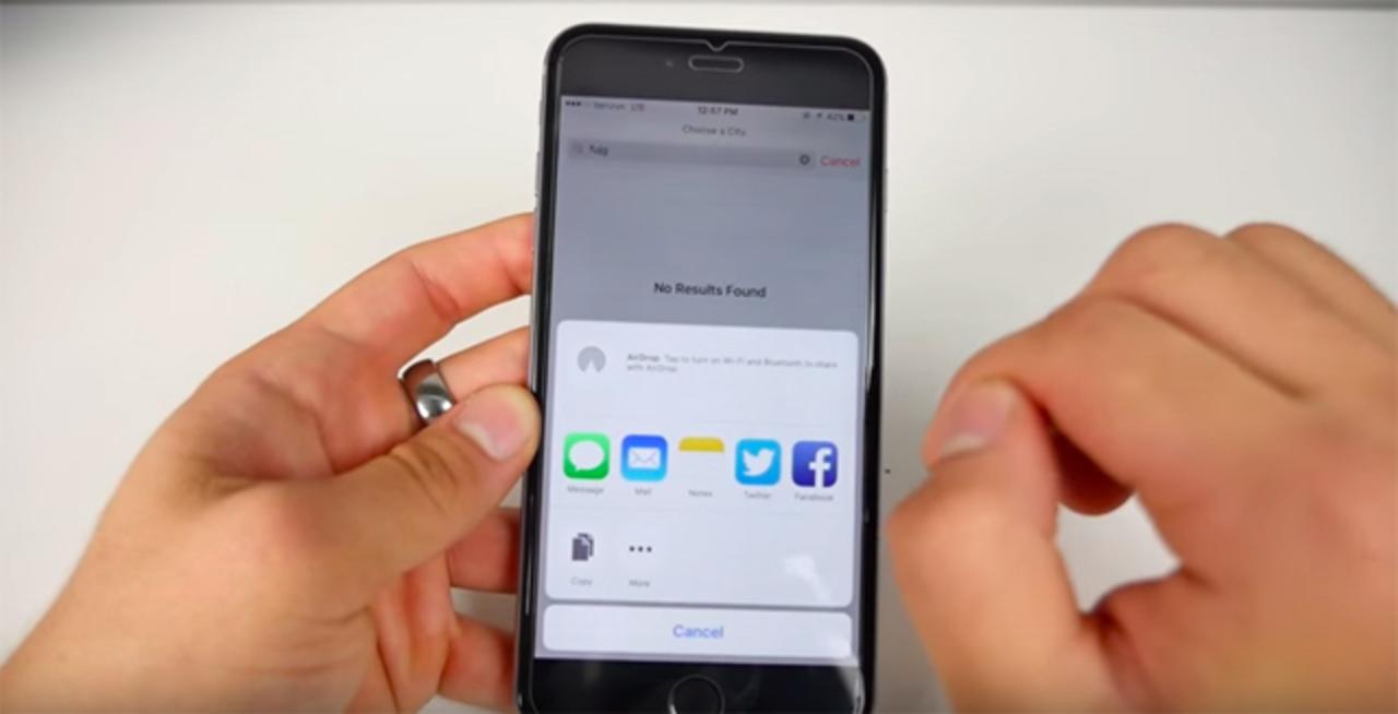 iOS 9に思わぬ脆弱性。パスコードを知らなくても、ロック画面から連絡先と写真をハッキングできます