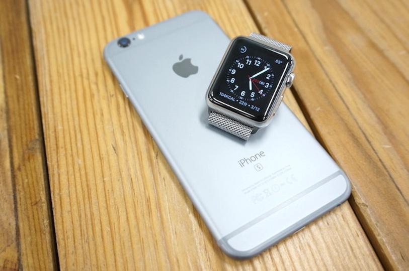 iPhone 6s/6s Plusを買った時のApple Watch移行方法