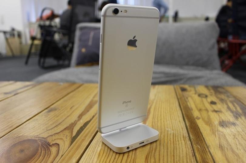 iPhone 6s/6s Plusと純正ドックのフィット感が最高だった