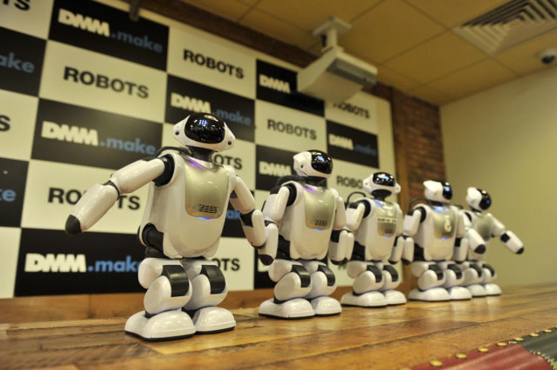 ロボットシーンが大きく変わりそうなDMM.make ROBOTSの大英断とは?