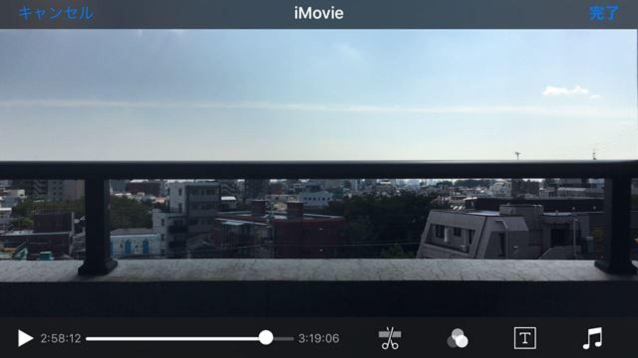 おみGOD。4K動画が3時間こえて撮れたiPhone 6s Plus