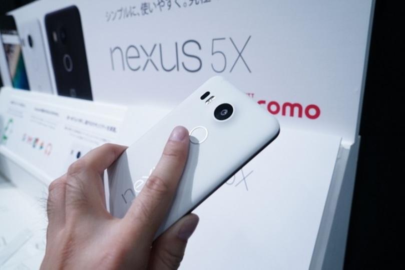 新発表の「Nexus 5X」、ドコモから10月に発売!(訂正あり)
