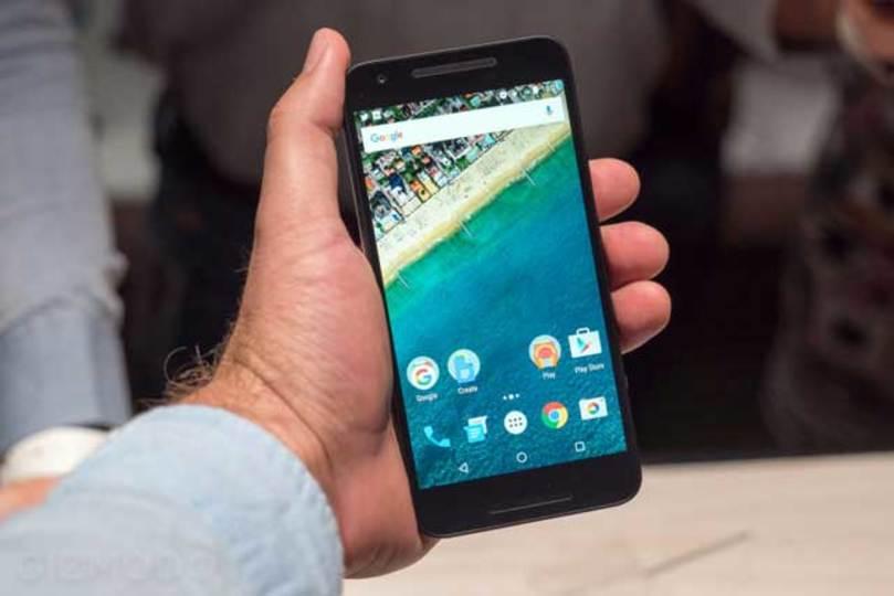 「Nexus 5X」と「Nexus 6P」ハンズオン:これはふたたび恋に落ちそう
