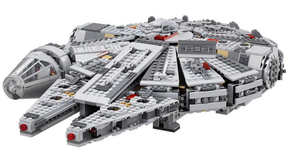 新SWの「ミレニアム・ファルコン」公式レゴに付いてくる白髪交じりのハン・ソロと謎キャラが気になって仕方がない