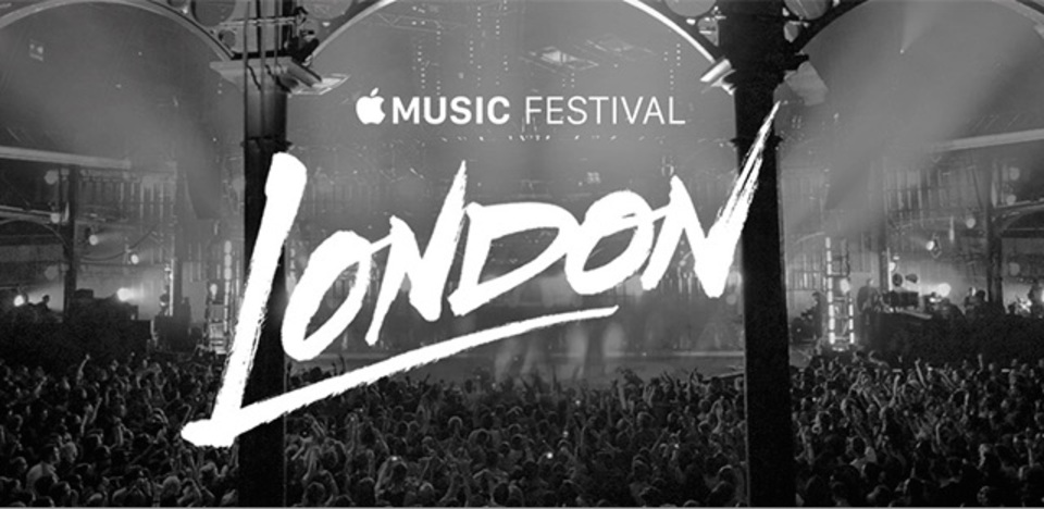 「Apple Music Festival」、追加出演者発表!