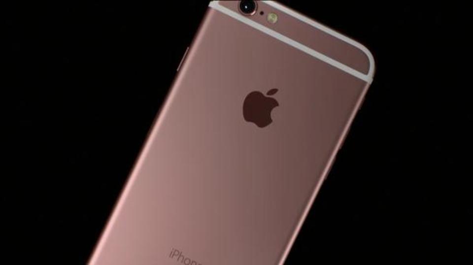 iPhone 6s / 6s Plus発表:カラーは4つ。新色「ローズゴールド」登場!
