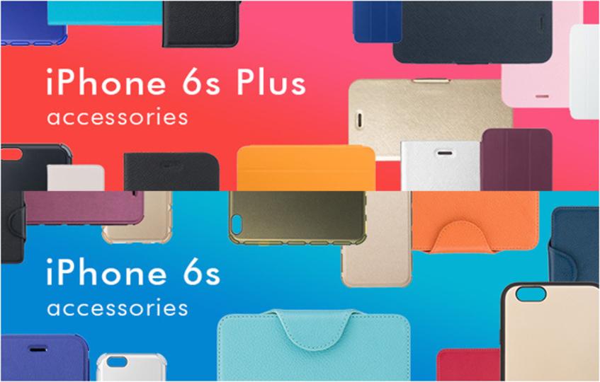 ソフトバンク、iPhone 6s&iPhone 6s Plus対応ケース53アイテムの予約を開始