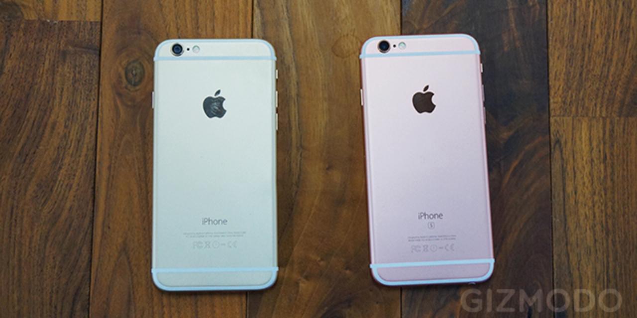 iPhone 6sとiPhone 6の見分け方! いろんな角度からお見せします!
