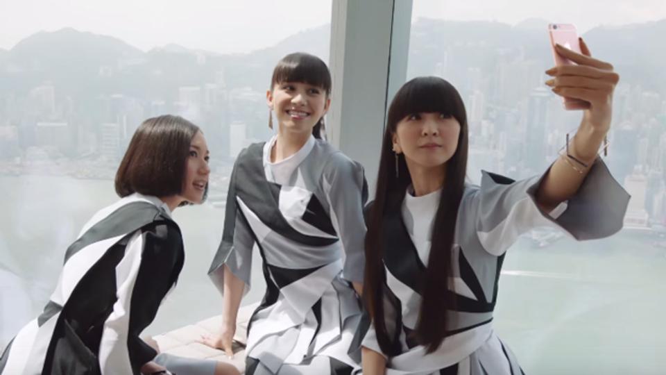 PerfumeがiPhone 6sの新CMに大抜擢! 公式ツイッターが明かす
