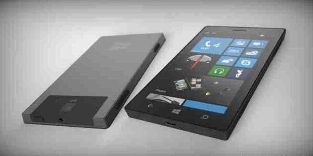 まるでパソコンな「Surface Phone」スマホがやってくる…