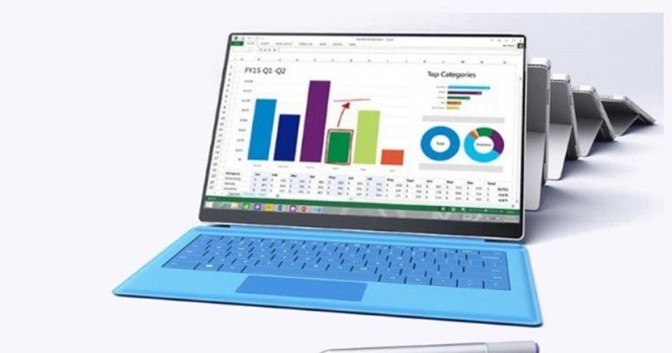 発表まであと1日、Surface Pro 4は超薄ベゼルに?