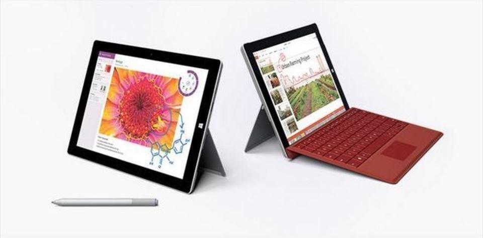 待望のSurface 3 Wi-Fiモデル発売! 最新版Officeセットで71,800円から
