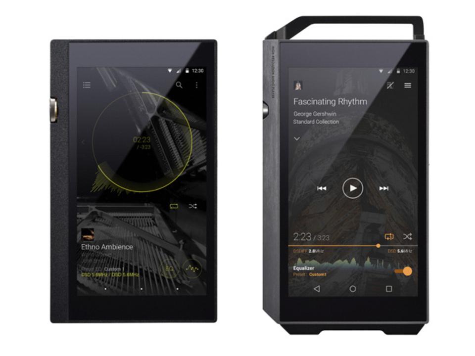 どんなデジタル音源も鳴らせそうな音楽プレーヤー「DP-X1」「XDP-100R」