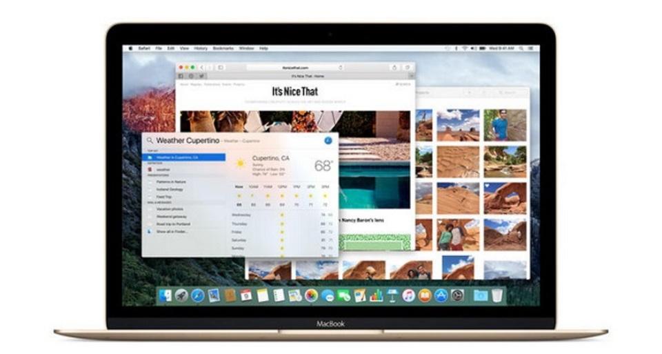 Mac用最新OS「El Capitan」のダウンロードがついに開始!