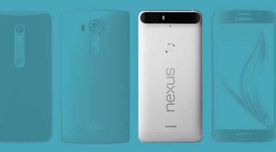 グーグルの新Nexusシリーズ、競合端末と比較