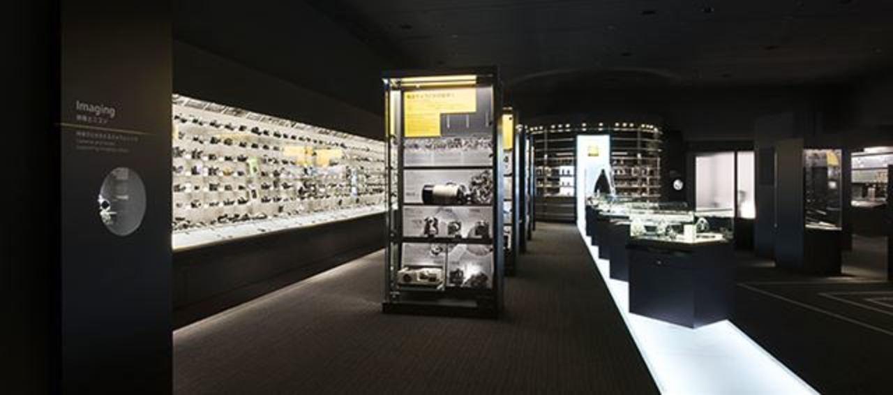 光学100年の足跡を見渡せる「ニコンミュージアム」が10月17日オープン