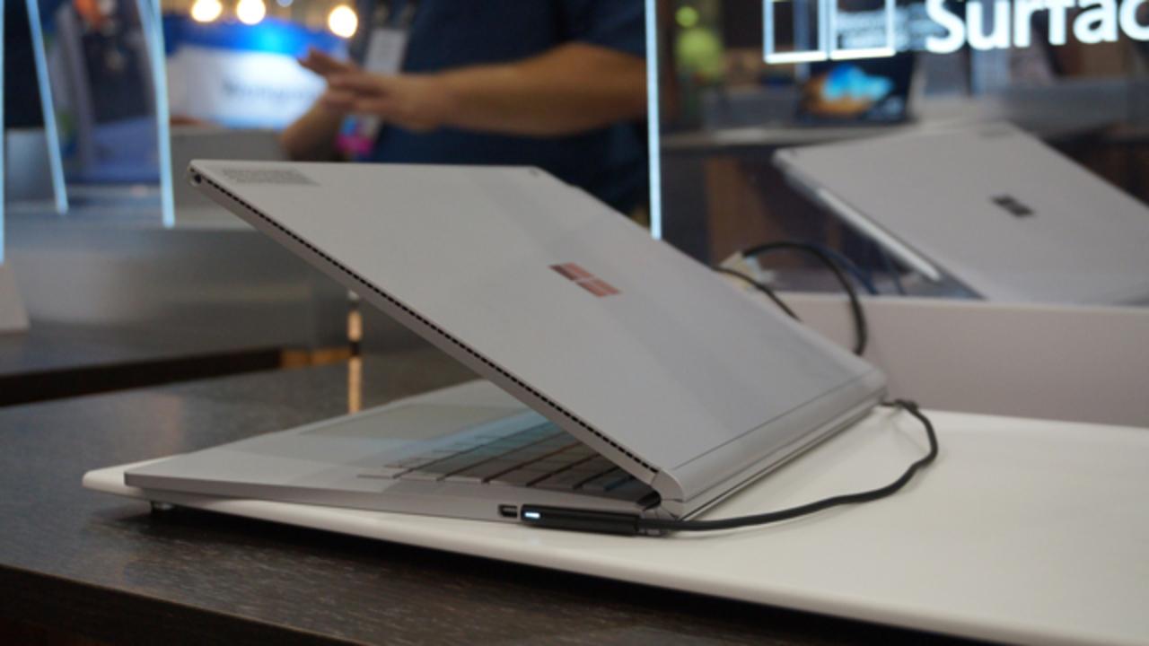 最速「Surface Book」ハンズオン。自由自在にトランスフォームする革新的2 in 1