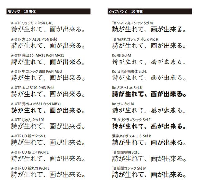 フォント モリサワ 日本語にもWebフォントを!モリサワフォントを利用できる「TypeSquare」を使ってみた【検証結果あり】