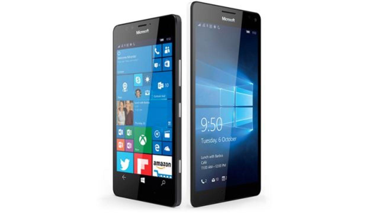 マイクロソフトの新LumiaはデスクトップPC的にも使えるモンスタースマホ