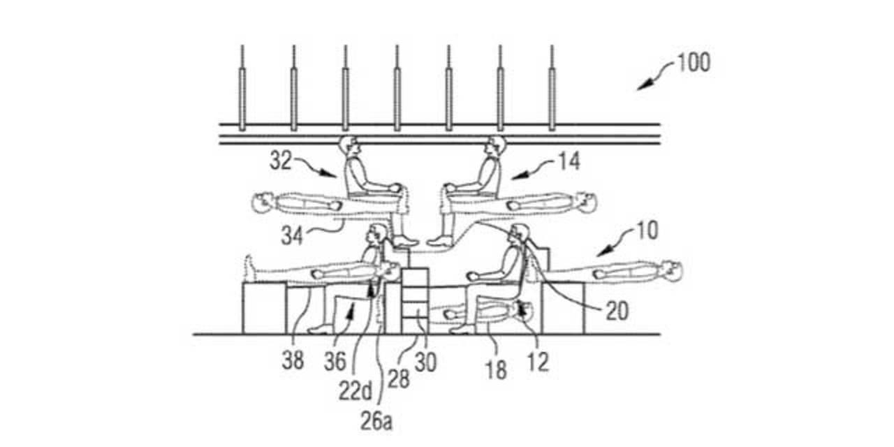 こんなアクロバティックな飛行機の座席はいやだ!