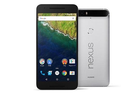 Nexus 6Pがキャリアで買えるのはソフトバンクだけ。ゴールドもあるよ!