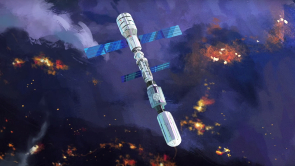 国際宇宙ステーションの壮大でロマンあふれるお話