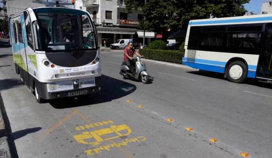 最先端をいく! 自動運転バスが走っている5つの都市