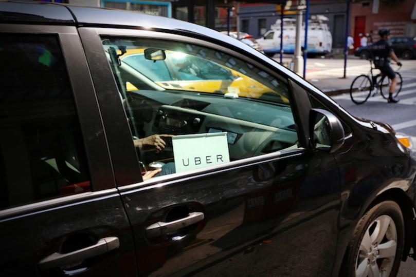 強盗犯、Uberで逃走した結果すぐ捕まる