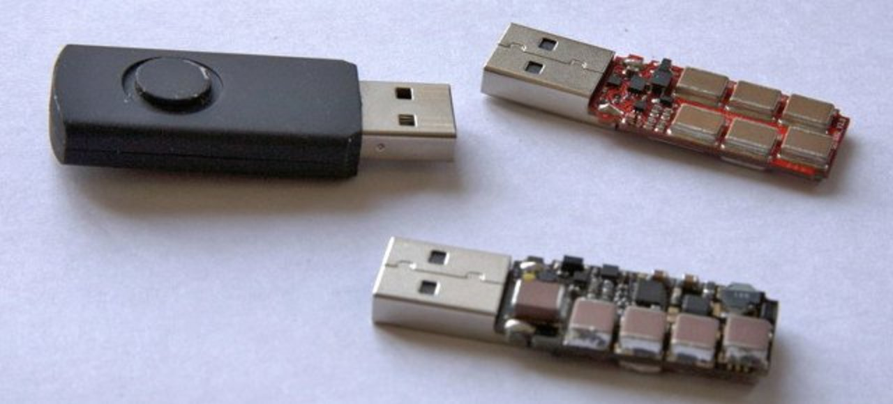 220Vの電圧でコンピューターを破壊する危険なUSBメモリ(追記あり)