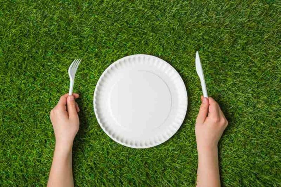 水不足解消に紙皿&紙コップのフル活用…ってマジですか?