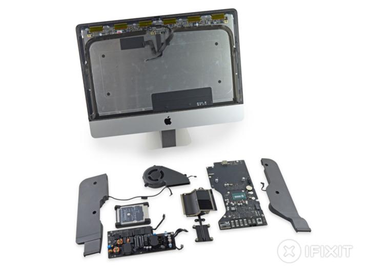 解体しにくさもパワーアップ! 新型iMac21.5インチ解体しときました〜