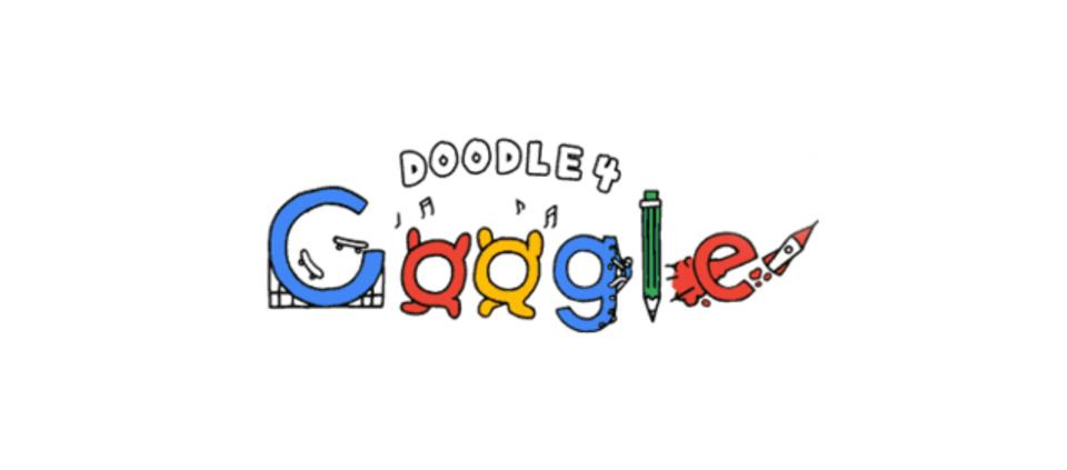 自分の絵がDoodleに!学生オンリーコンテスト「Doodle4Google」
