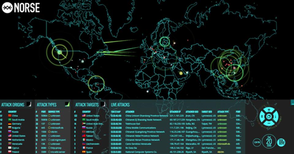 中国から米国へのハッキング、米中サイバー協定が締結された後も続いていた