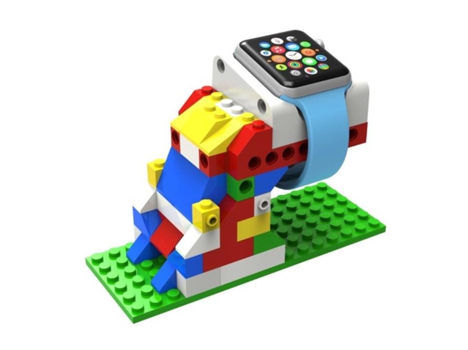 ブロック式Apple Watchスタンドがカッチョいい!