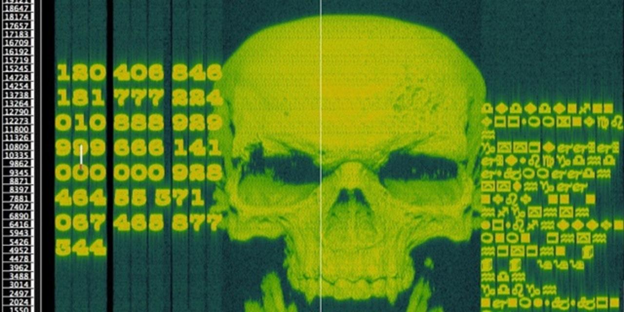 ネットを騒がせている黒い暗号ビデオ