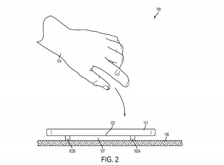 アップル、落としても壊れないiPhoneの特許を出願