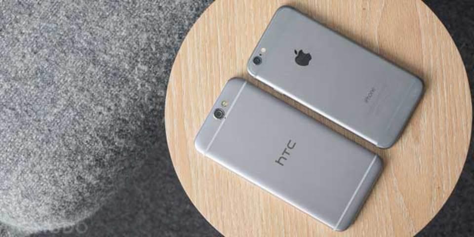 「iPhoneこそ我々のパクリ」HTC幹部、大いに語る