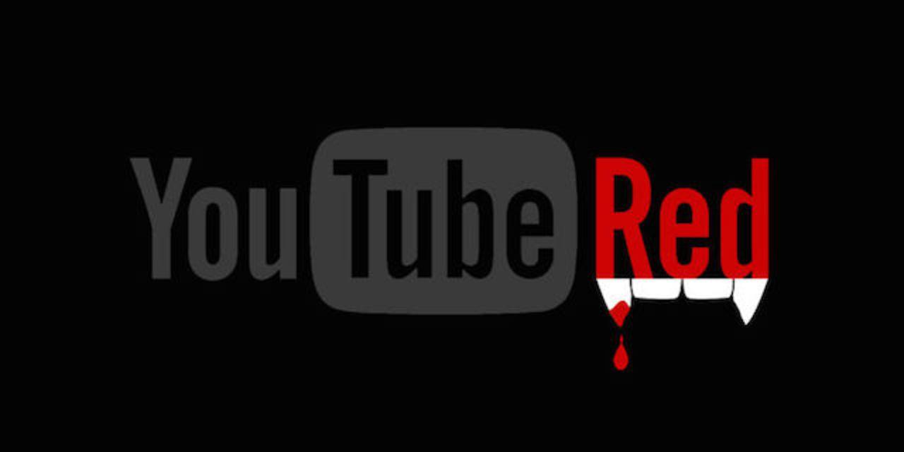 YouTubeの定額サービス「YouTube Red」にユーチューバーたちの不満が爆発