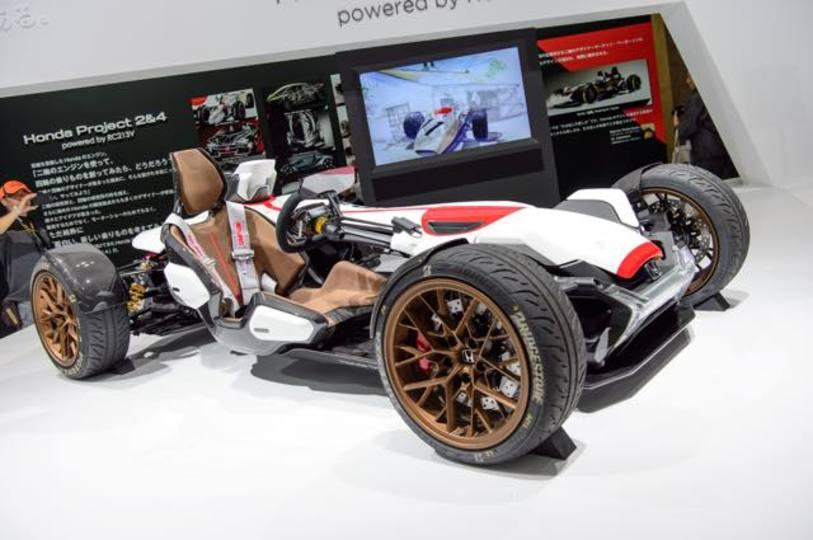 やっぱりスポーツカーが好き! 東京モーターショー2015のスポーツカーをまとめてどうぞ