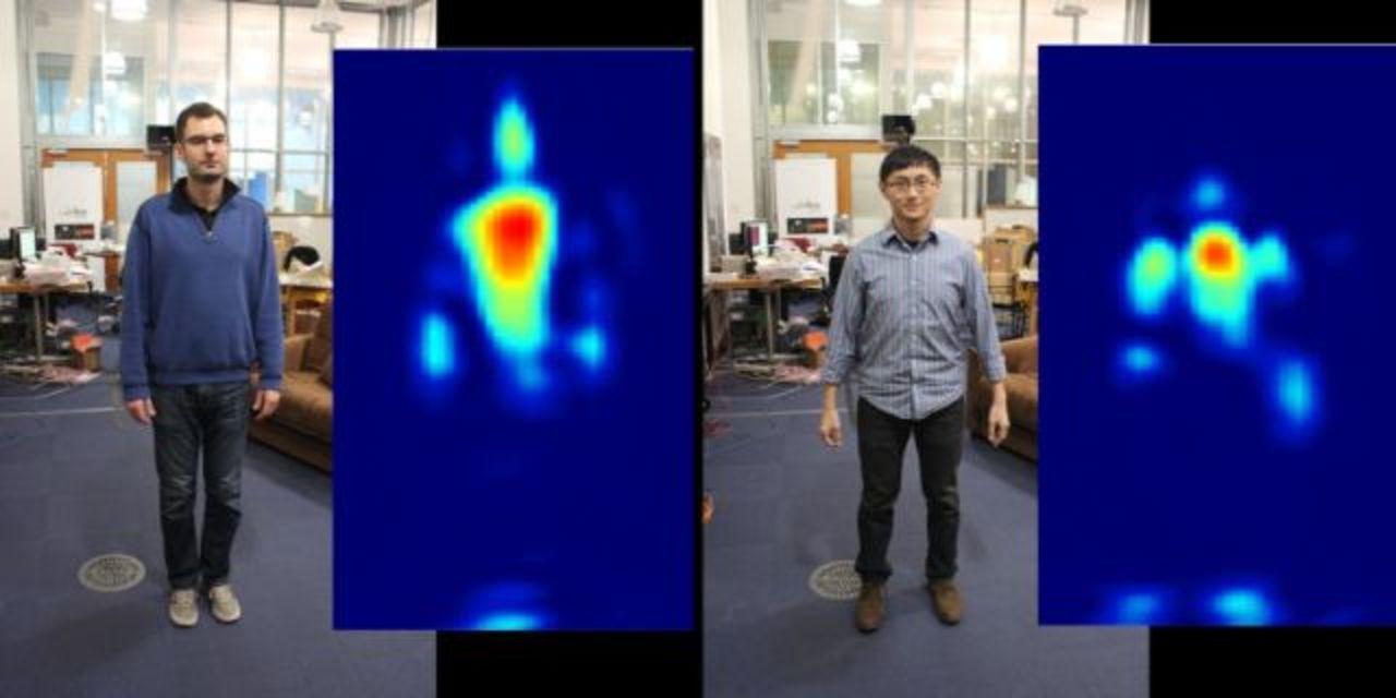 Wi-Fiで壁の向こうの人を透視する技術、MITが開発