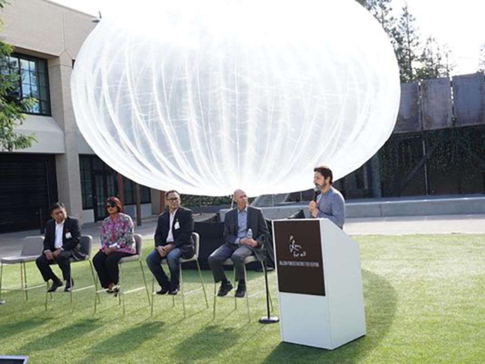 グーグル親会社の気球インターネット「Project Loon」いよいよ始動開始