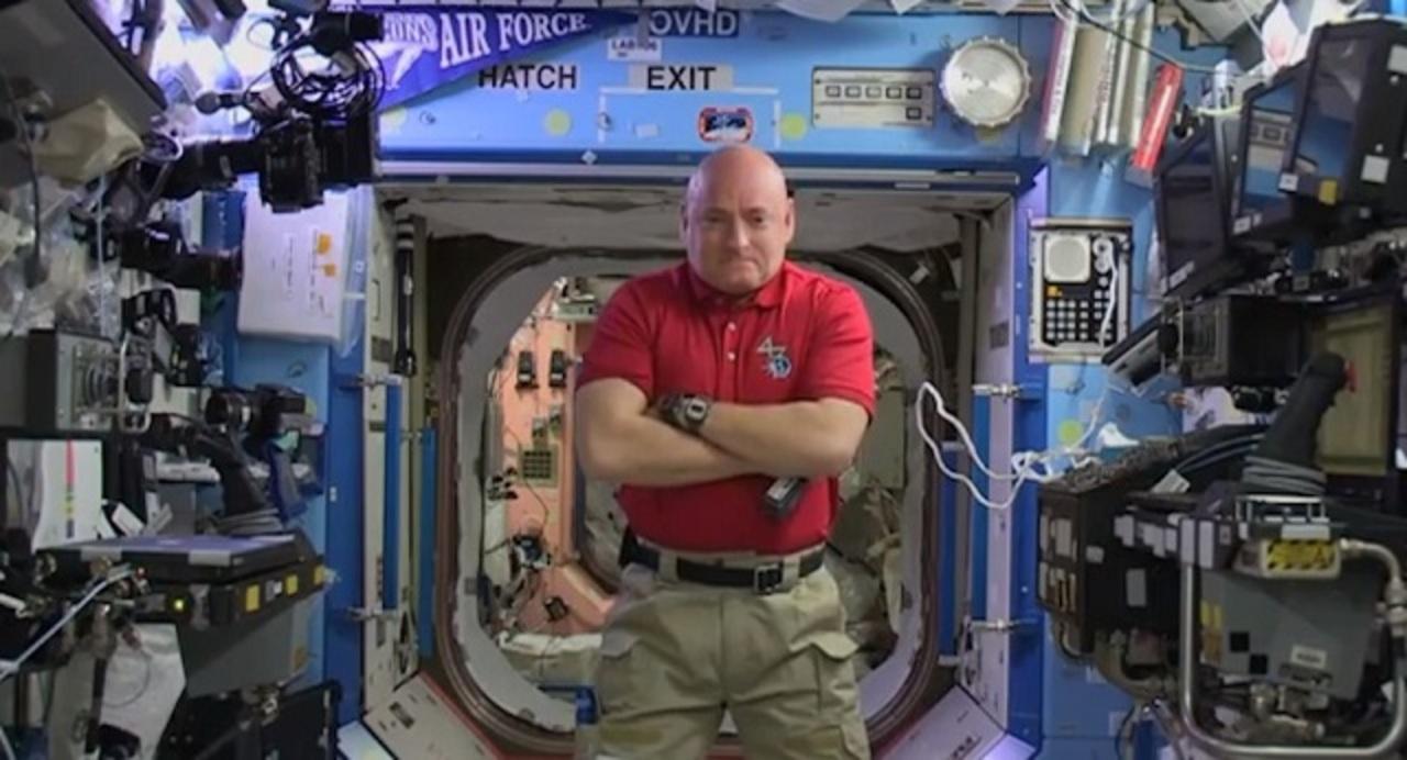 聞いてみたい。宇宙飛行士のプレイリスト