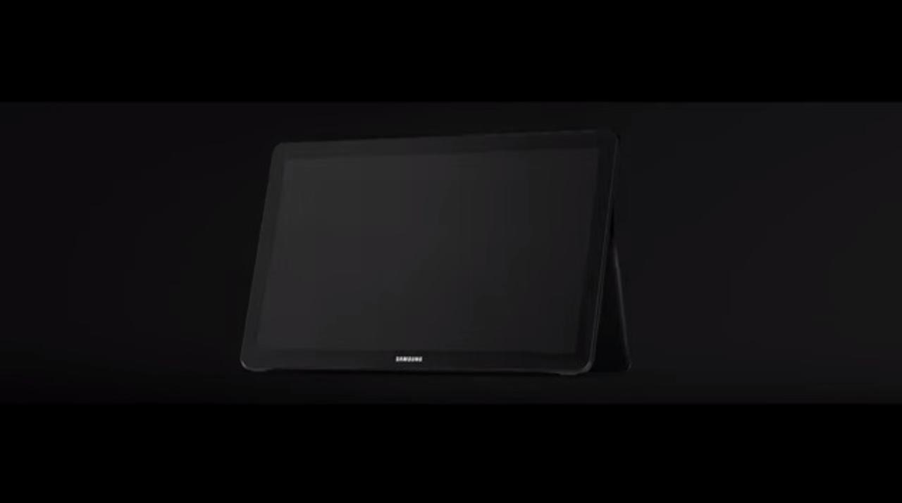 18.4インチのLTEタブレット「Galaxy View」が本当に発売!