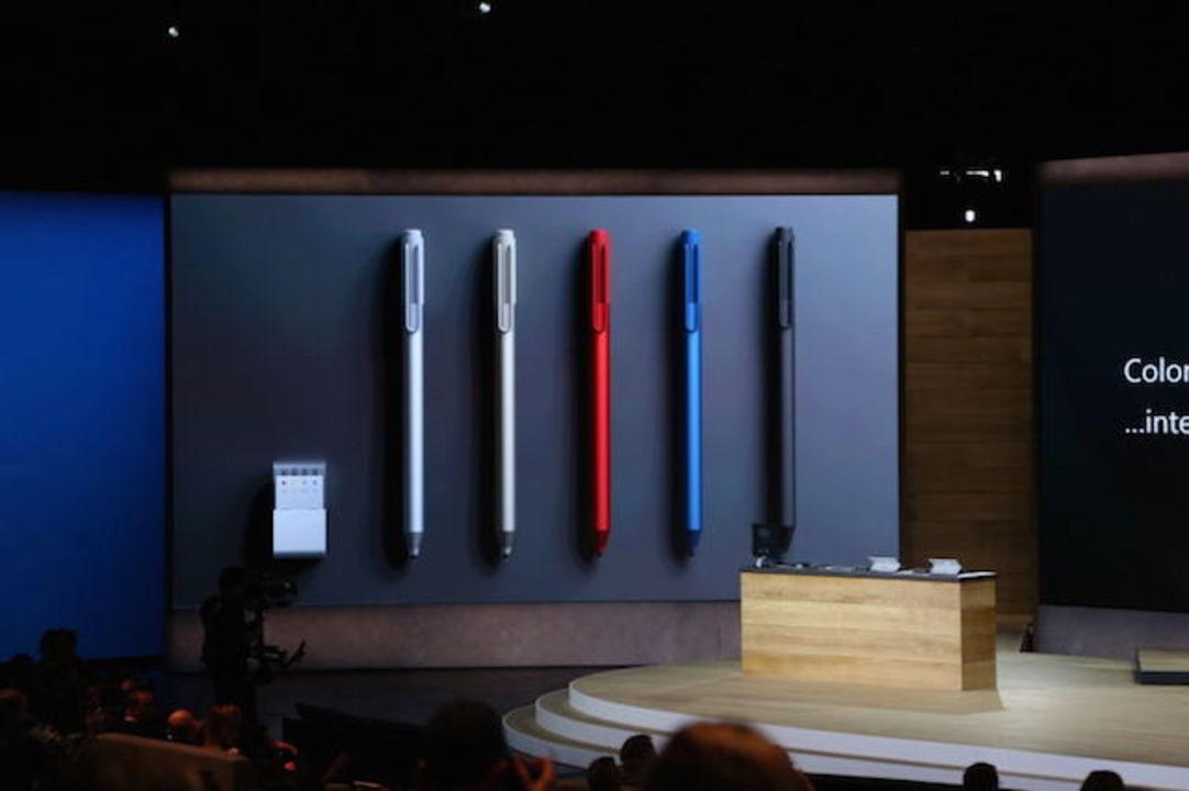 SurfaceペンはWindows Phoneでも使えるように…