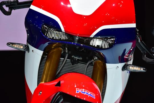 2190万円の公道レーサー「RC213V-S」も元気いっぱいのミニバイクも