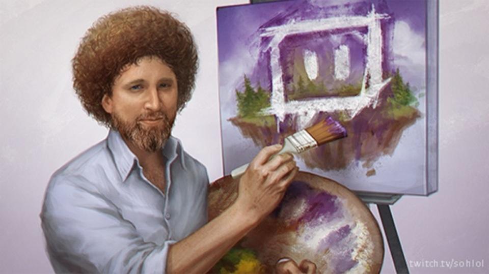 「ね、簡単でしょう?」のボブの絵画教室、全話ストリーミング配信中!