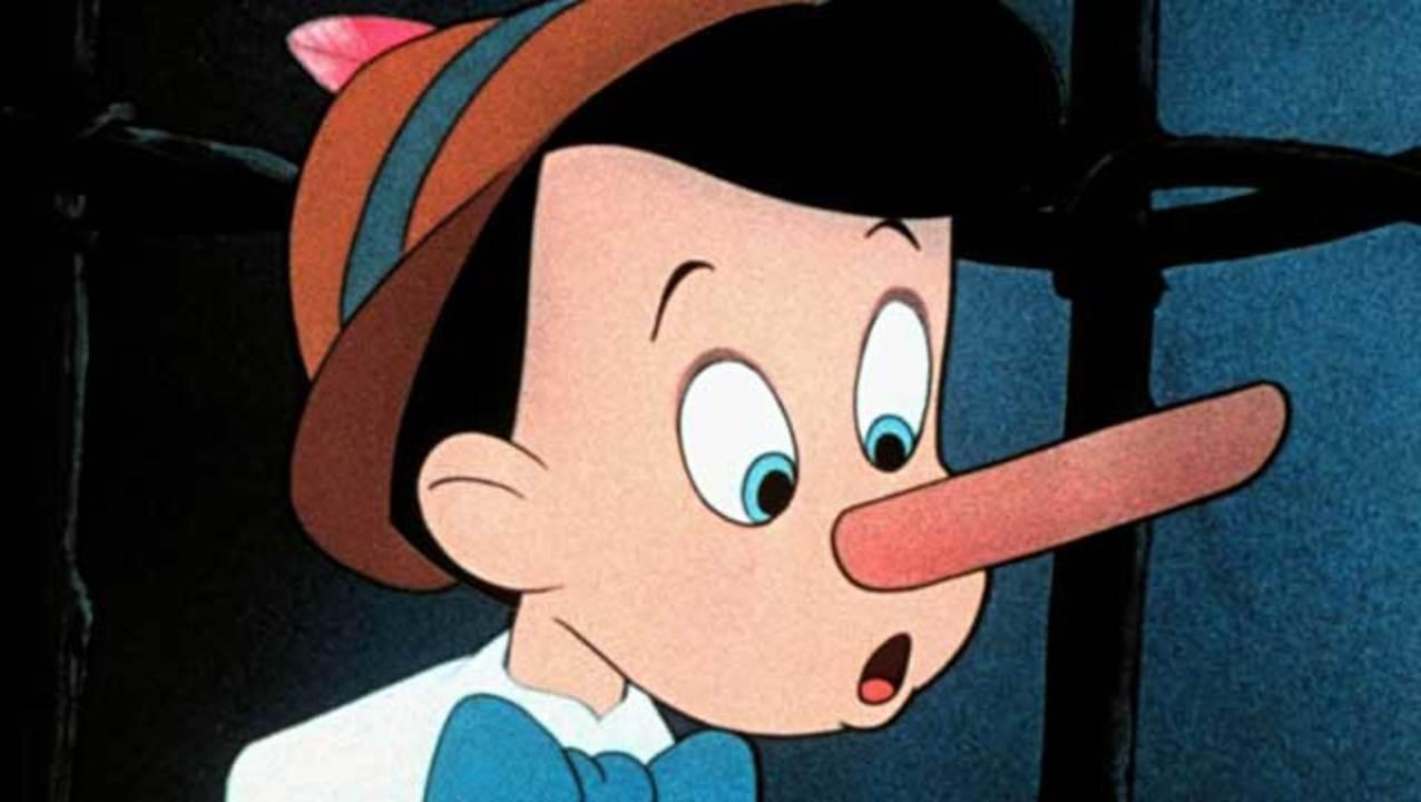 嘘を見抜こうとすると、嘘は見抜けない